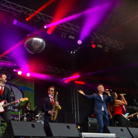 Hermes House Band, 02.07.2016, Radio NORA Sommer Open Air, Eckernförde
