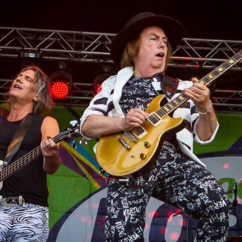 Slade, 02.07.2016, Radio NORA Sommer Open Air, Eckernförde