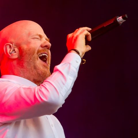 Jimmy Somerville, 02.07.2016, Radio NORA Sommer Open Air, Eckernförde