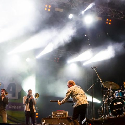Level 42, 02.07.2016, Radio NORA Sommer Open Air, Eckernförde