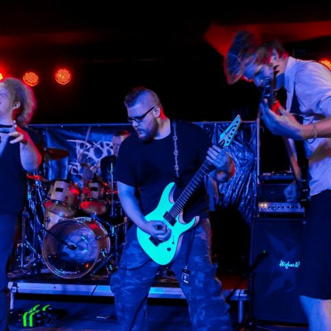 Boreout Syndrome, 16.07.2016, Flensburg, Develish Night 2, Roxy
