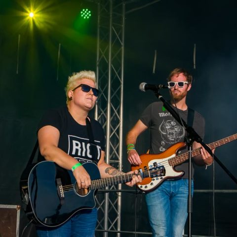 Two Hearts in Ten Bands, 30.07.2016, Lentföhrden, Lentföhrden Open Air 2016
