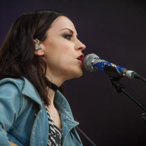 Amy MacDonald, 16.06.2017, Kiel, Hörnbühne