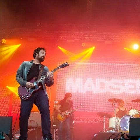 Madsen, 20.06.2017, Kiel, Hörnbühne