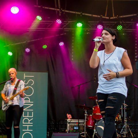 Ohrenpost, 29.07.2017, Lentföhrden, Lentföhrden OpenAir