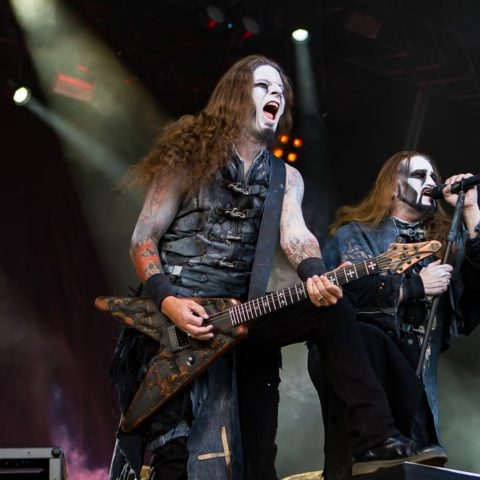 Powerwolf, 19.08.2016, Hamburg, Elb-Riot 2016