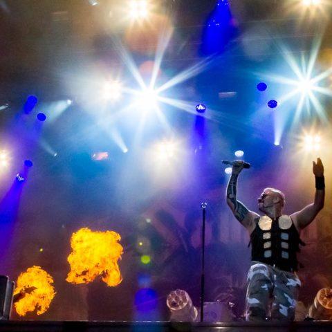 Sabaton, 19.08.2016, Hamburg, Elb-Riot 2016