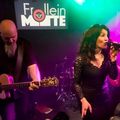Frollein Motte, 05.05.2018, Marias Ballroom, Hamburg