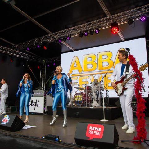 ABBA Fever, 15.06.2018, Unser Norden Bühne, Kiel