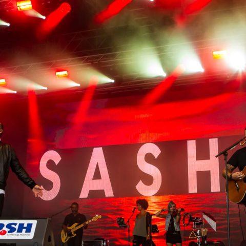 Sasha 15.06.2018, Hörn-Bühne, Kiel