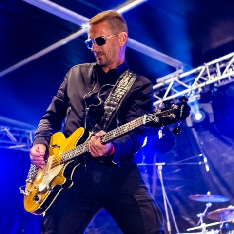 The U2s, 25.08.2018, Lentföhrden Open Air 2018, Lentföhrden