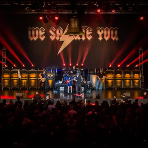 We Salute You, 30.12.2018, Frankfurt, Jahrhunderthalle