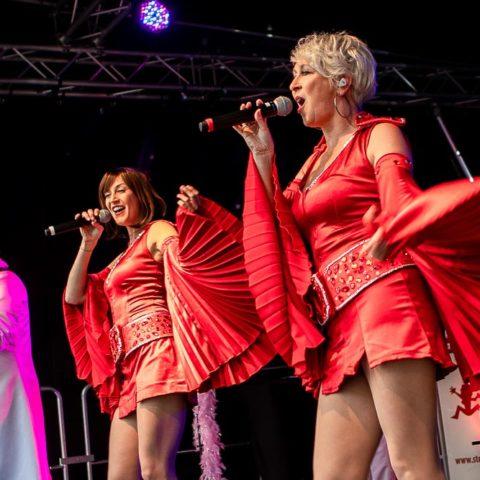 ABBA Fever, 21.06.2019, Kiel, REWE Unser Norden-Bühne