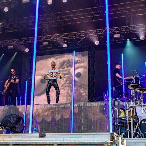 Tokio Hotel, 28.06.2019, Kiel, Hörnbühne